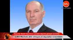 Seçicilər Əsabil Qasımovu yenidən deputat görmək istəmirlər-VİDEO