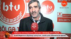 """Sabunçu icra başçısının """"qoçuları"""" Qarabağ əlilini döyüb-VIDEO"""