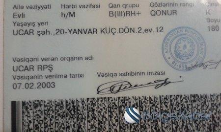 """""""Dövlət Dəniz Administrasiyasının rəhbərliyinin qohumbazlığına görə oğlum işsizdir""""-ŞİKAYƏT(FOTO)"""