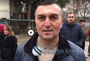 """""""Məhəlləmizi zəbt ediblər""""-- ŞİKAYƏT VAR"""