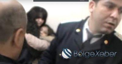 Azərbaycanda dəhşət: Məhkəmədə 10 yaşlı qıza zor tətbiqi - VİDEO