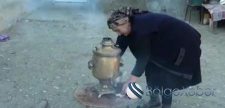 5 min manat təklif edilir, amma sahibi satmır -Goranboyda 134 yaşlı samovar(VİDEO)