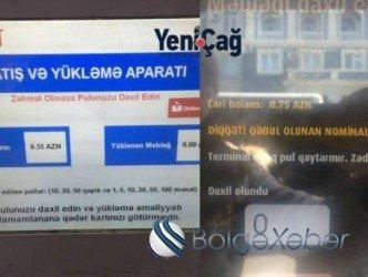 """""""BakuBas"""" sərnişinləri aldadır- FOTOFAKT"""