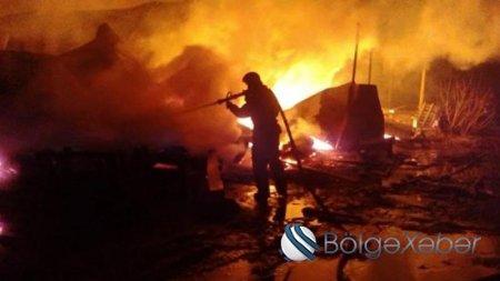 Rusiyanın ən köhnə barıt zavodu yandı-VİDEO