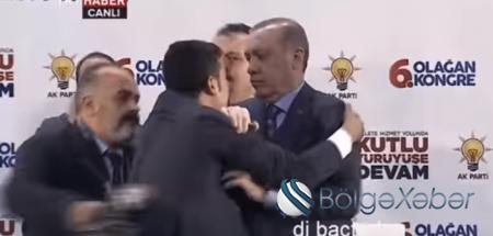 """Ərdoğanı həyacanlandıran o şəxs danışdı - """"Mən istəyirdim ki..."""" - VİDEO"""
