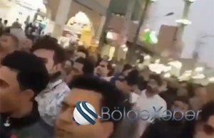 İranda etirazlar davam edir: etirazçılar polisi qovur, ölənlər var
