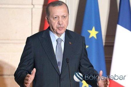 Ərdoğan: Türkiyə Avropa İttifaqına üzvlüyə dair danışıqlardan yorulub
