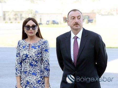 Prezident İlham Əliyev Bakıda keçirilən beynəlxalq sərgilərlə tanış olub