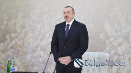 """Prezident: """"Ümid edirəm ki, Alyans Azərbaycan torpaqlarının işğalı faktına adekvat qiymət verəcək """""""