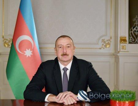 Prezident İlham Əliyev Novruz bayramı münasibətilə Azərbaycan xalqını təbrik edib - VİDEO