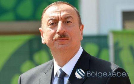 İlham Əliyev Pirallahıda şpris istehsalı zavodunun açılışında
