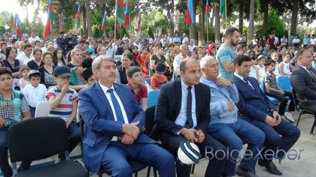 28 May Respublika günü münasibətilə tədbir-konsert təşkil olunub