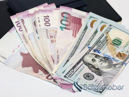 Sentyabrın 2-nə manatın məzənnəsi